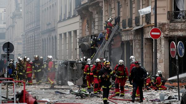 Paris bakery explosion: death toll rises to four