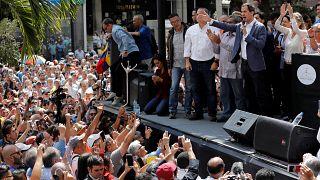 Venezuela muhalefeti, 'Jimenez diktatörlüğü'nün düşüş tarihinde Maduro'ya karşı sokağa çıkacak