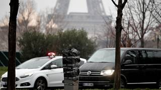 Взрыв в Париже унёс жизни нескольких человек