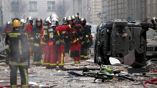 العثور على جثة ضحية رابعة تحت أنقاض إنفجار مخبز في باريس