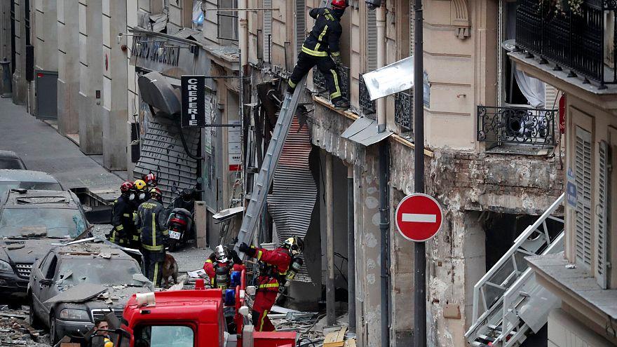 Explosion à Paris : une quatrième victime