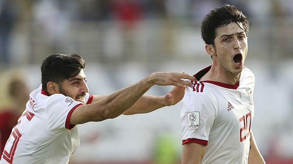 جام ملتهای آسیا؛ ایران با دو گل سردار آزمون ویتنام را شکست داد