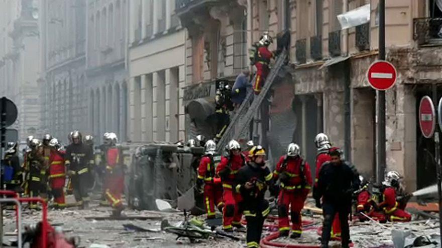 Σε διαρροή φυσικού αερίου οφείλεται η έκρηξη στο Παρίσι