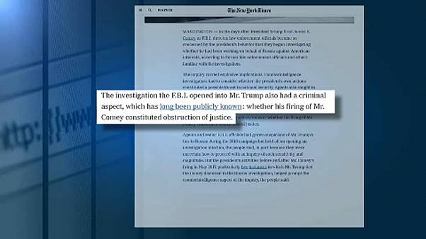 NYT: ФБР расследует связи Трампа с Москвой