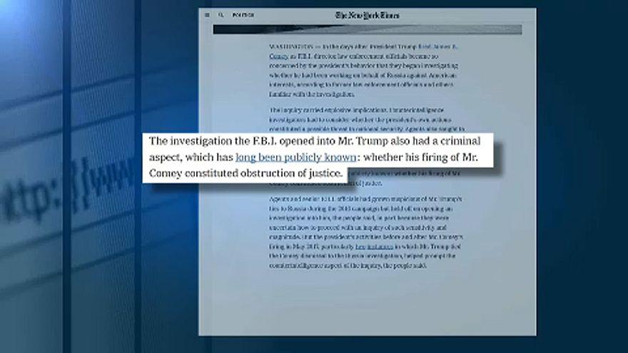 FBI investigou possível associação de Trump ao Kremlin