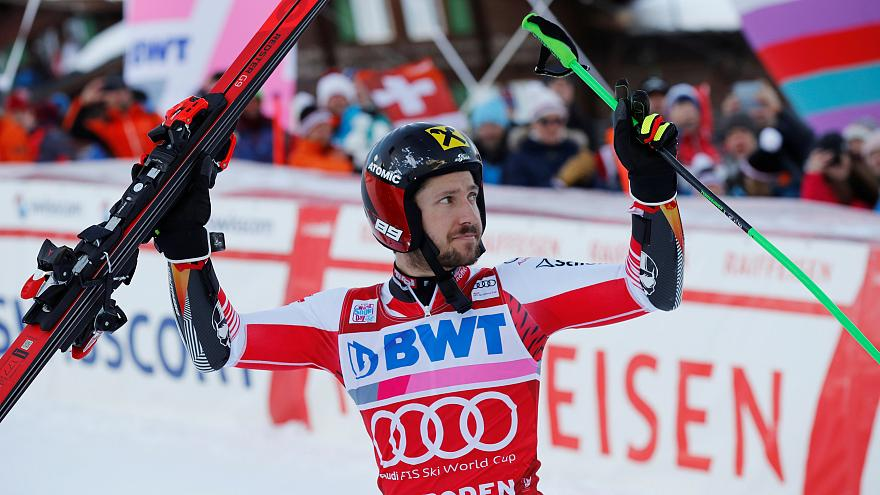 Hirscher győzött Adelbodenben is