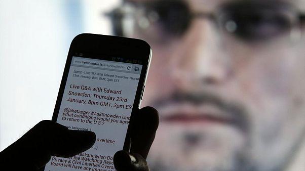 ABD'li eski NSA çalışanı Edward Snowden