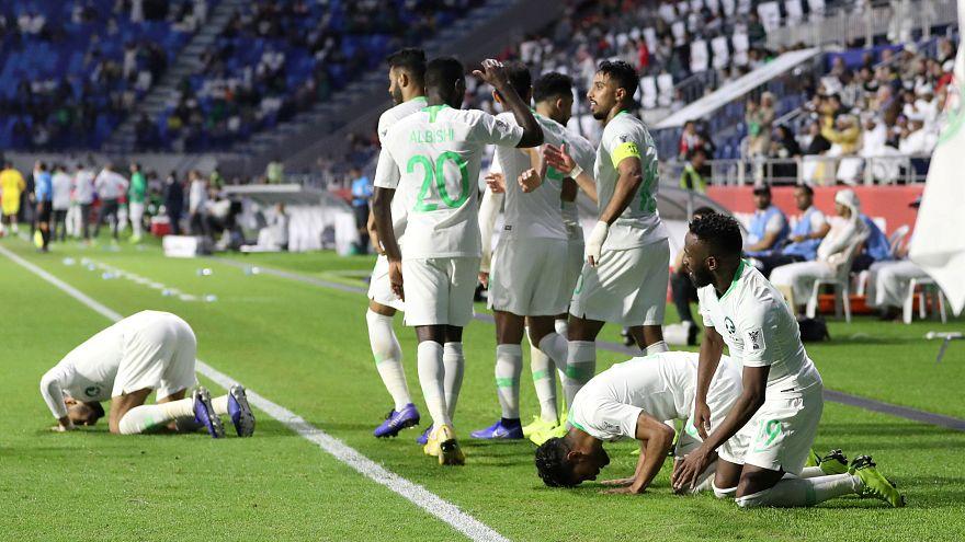 المنتخب السعودي يهزم لبنان ويتأهل للدور الثاني في كأس آسيا