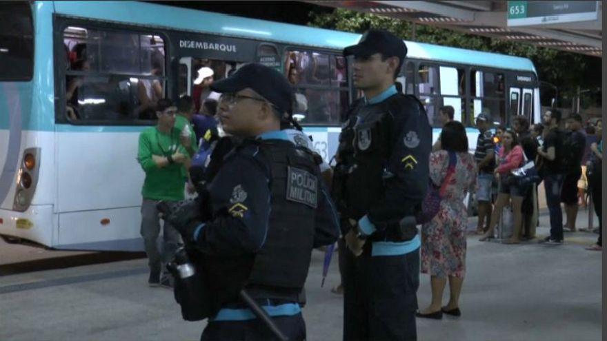 Immer mehr Anschläge im Norden Brasiliens