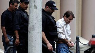 """Bolivia pone fin a la """"fuga eterna"""" del terrorista italiano Cesare Battisti"""