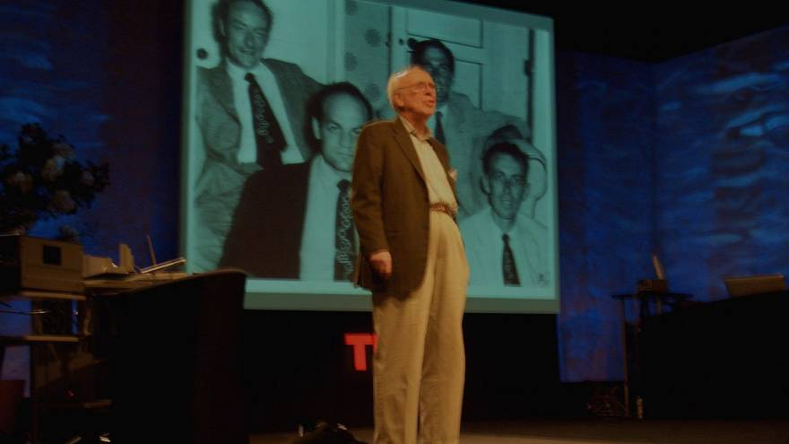 James Dewey Watson in 2005