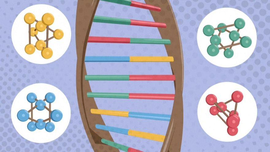 دیانای و ژنها