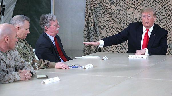 والاستریت ژورنال طرح حمله نظامی آمریکا علیه ایران را فاش کرد