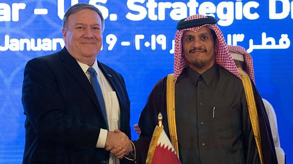 توافق آمریکا با قطر برای حضور گسترده تر در پایگاه نظامی العدید