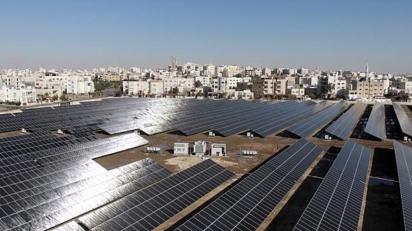 Jordan's switch to renewable energy with solar power