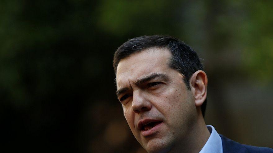Ципрас ставит вопрос о доверии правительству