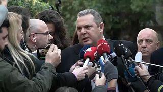 Grécia: Nome da Macedónia leva à demissão de ministro da Defesa