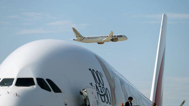 Türkiye hava sahasında ticari uçuş sayısı arttı, iç hat uçuşları azaldı