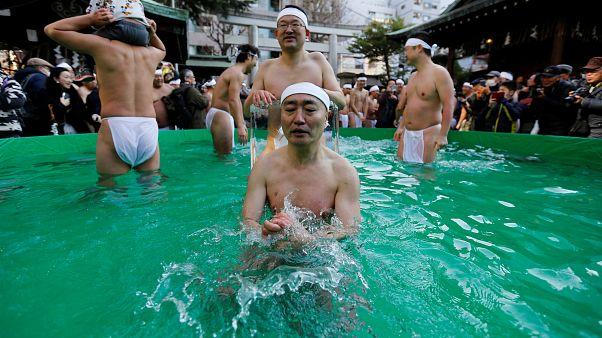 Ледяные ванны для очищения души