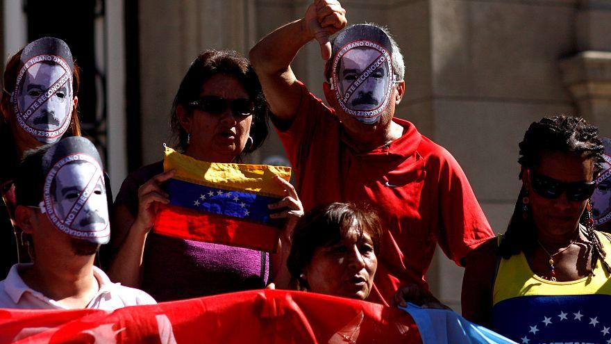 Brezilya: Maduro meşruiyetini yitirdi, Venezuala başkanı olarak muhalefet lideri Guaido'yu tanıyoruz