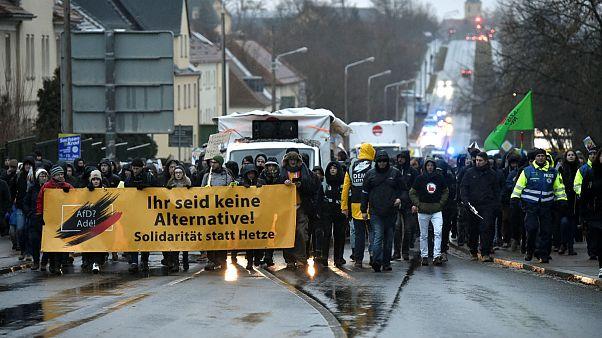 راست افراطی آلمان به دنبال کارزار خروج آلمان از اتحادیه اروپا
