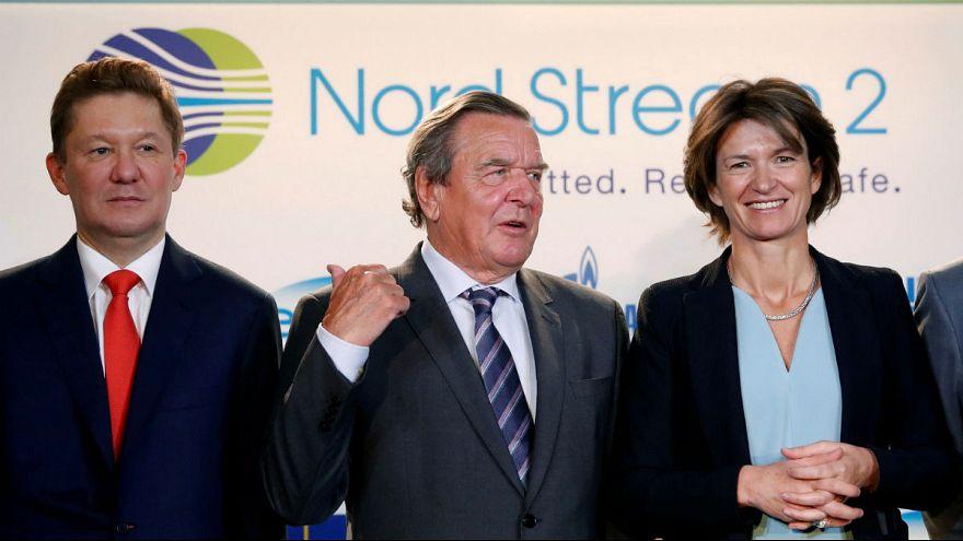 هشدار آمریکا به شرکتهای آلمانی: در صورت مشارکت در خط لوله گاز روسیه تحریم میشوید