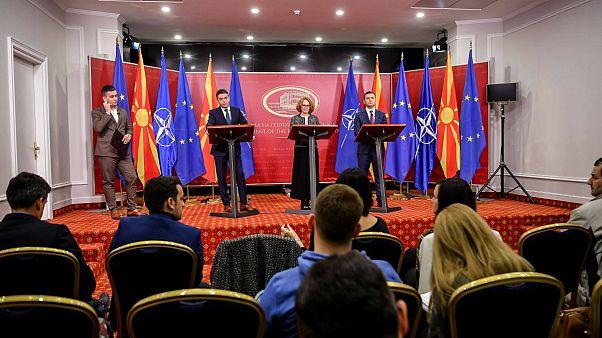 ΠΓΔΜ: «Εξασφαλίσαμε μια θέση στο ΝΑΤΟ για τη Μακεδονία»