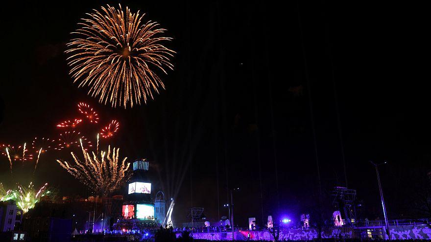 Festa a Plovdiv, Capitale europea della Cultura 2019 assieme a Matera