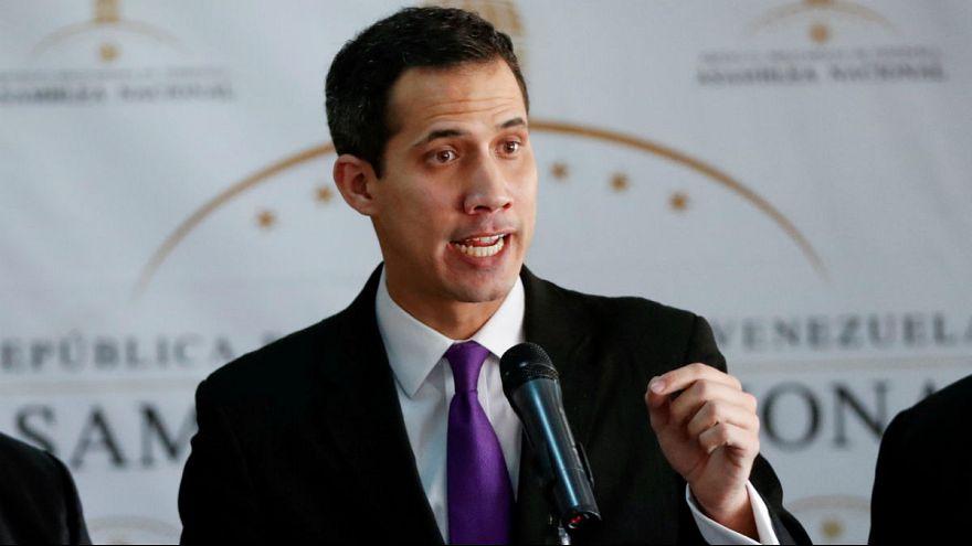رئیس کنگره و رهبر اپوزیسیون ونزوئلا برای ساعاتی بازداشت شد