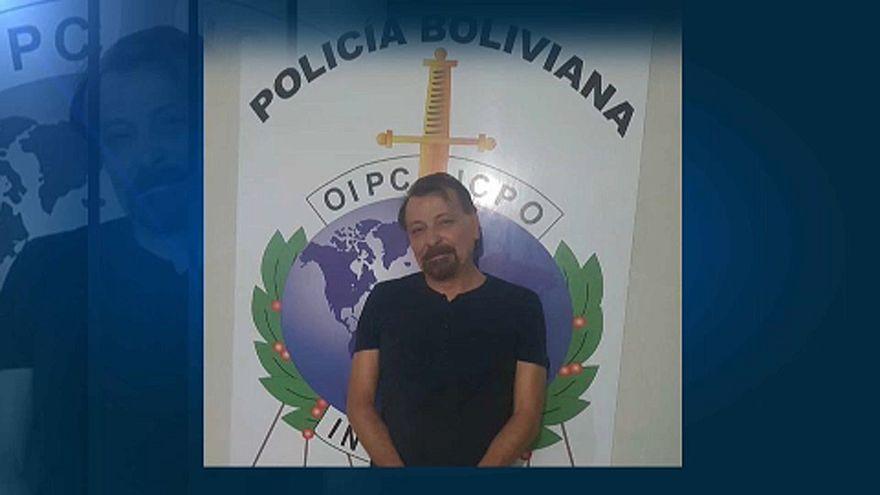 Elkapták Cesare Battistit Bolíviában