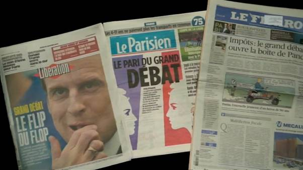 Macron e i gilet gialli: il Grand Débat National al via martedì 15 gennaio