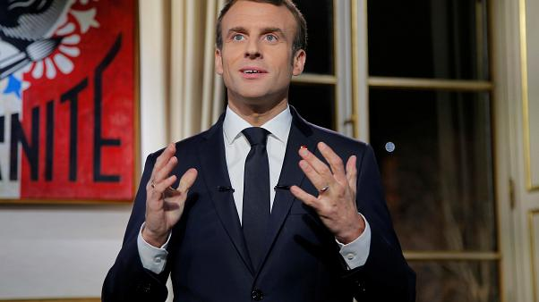 In letter to the French, Macron launches 'great debate' to quell 'yellow vests'