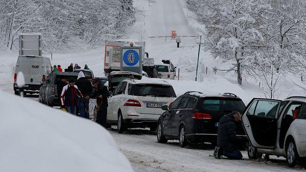 Neve in Austria: sale numero vittime