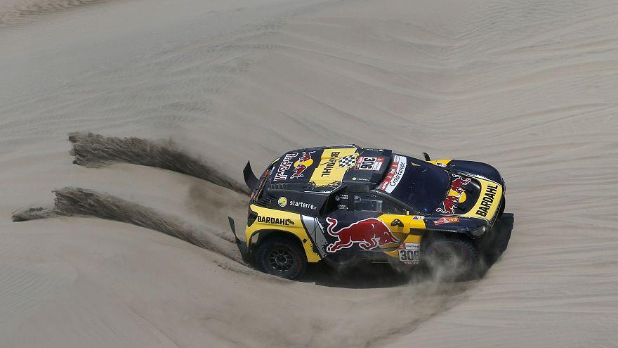 """Dakar 2019 : """"tout est possible"""" pour Sébastien Loeb"""