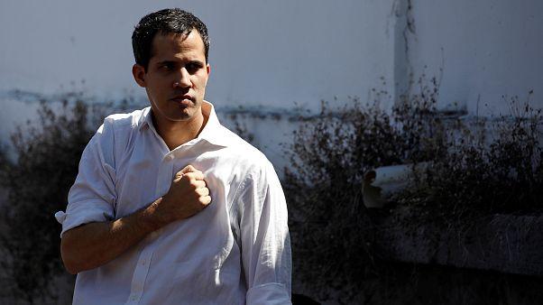 El opositor Juan Guaidó denuncia haber sido secuestrado