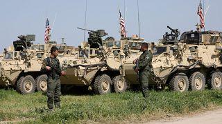 اعتقاد أمريكي بأن داعش هو المسؤول عن تنفيذ هجوم منبج