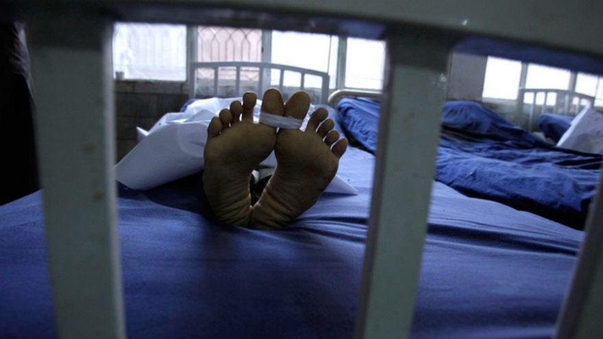 Öldü sanılarak morga kaldırılan kadın hipotermiden can verdi