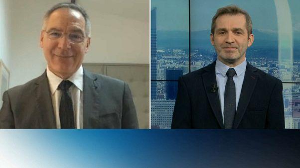 Patrick Martin-Genier et Christophe Garach