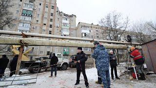 Ismét gázrobbanás volt egy 10 emeletes panelban Oroszországban