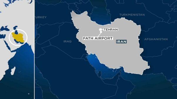 Lezuhant egy teherszállító Iránban