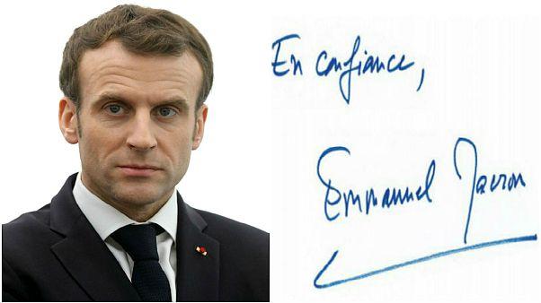 ماکرون در «نامه به فرانسویها» محورهای طرح گفتگوی ملی را تعیین کرد