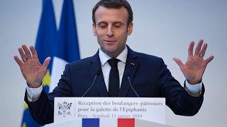 Macron'dan Sarı Yelekliler hamlesi: Ulusal müzakere dönemi başlıyor
