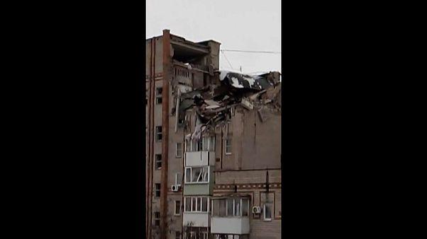 Взрыв в Шахтах: есть жертвы
