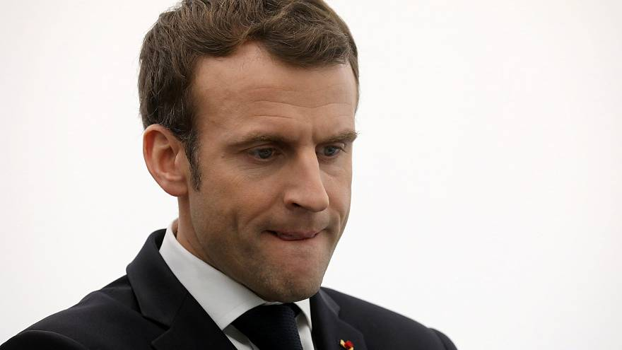 Vitára buzdítja a franciákat Macron