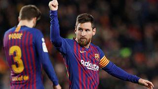 Messi'den bir rekor daha: La Liga'da 400 gol atan ilk futbolcu oldu
