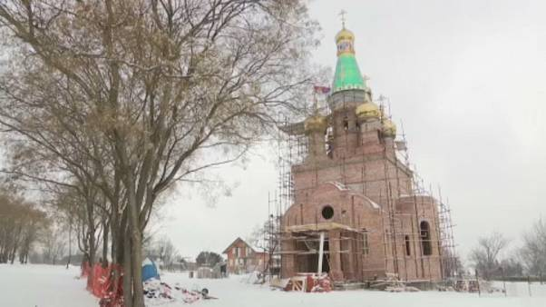 Putyinról neveznek el templomot a Vajdaságban