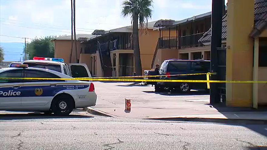 Halálos lövöldözés Arizonában