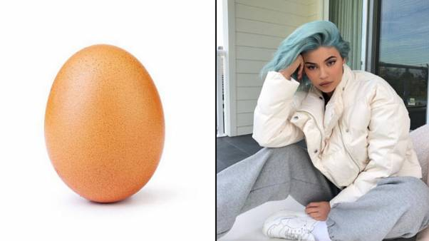 Instagram'ın en çok beğenilen fotoğrafı artık bir yumurtaya ait