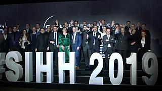 Watch makers and watch lovers meet up at the SIHH