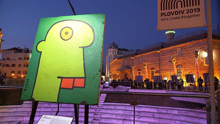Plovdiv, Capital de la Cultura Europea de 2019